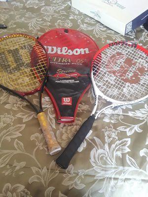 Tennis racket Wilson for Sale in Redondo Beach, CA