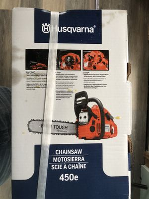 Husqvarna chainsaw for Sale in White Hall, AR