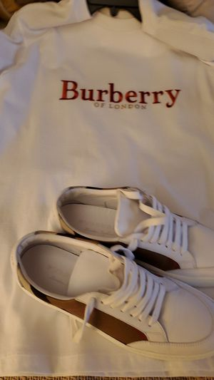 Burberry shirt med $80 for Sale in Smyrna, TN