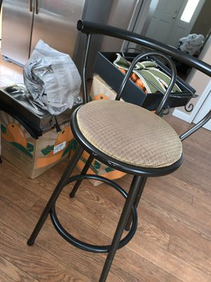 2 bar stools for Sale in Renton, WA