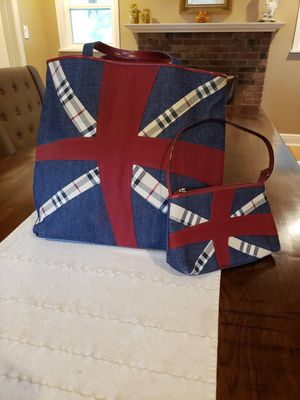 Burberry Tote and Shoulder Bag Set for Sale in Altamonte Springs, FL