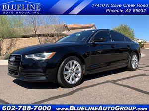 2014 Audi A6 for Sale in Phoenix, AZ