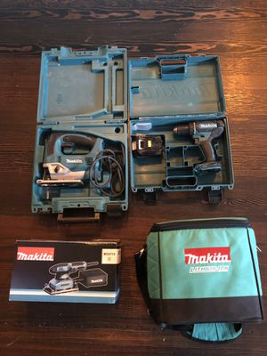 Makita tools for Sale in Los Angeles, CA