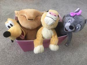 Disney Stuffed Animals for Sale in Corona, CA
