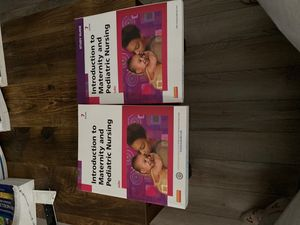 Introduction to maternity and pediatric nursing. Study guide and book for Sale in West Haven, CT