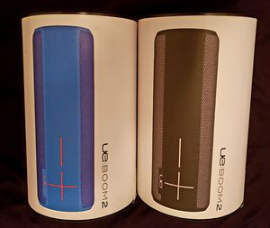 UE Boom 2 bluetooth speakers for Sale in Chicago, IL