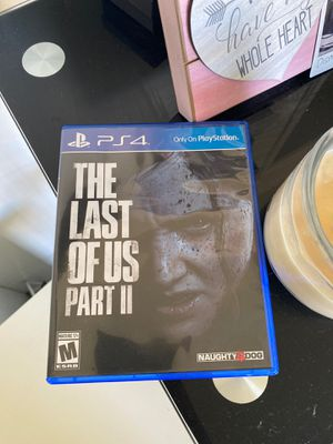 The last of us 2 for Sale in Buena Park, CA