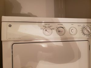 GE electric dryer for Sale in Colorado Springs, CO