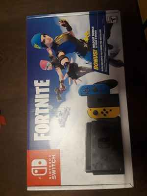 Nintendo Switch Fornite for Sale in Buffalo, NY