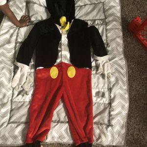 Mickey Mouse Costume for Sale in Independence, MO