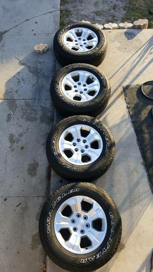 "18"" Chevy Rims and Tires for Sale in Greenacres, FL"
