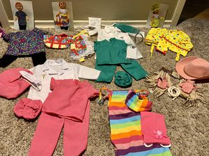 """35+ American Girl Size (18"""") Doll Outfits for Sale in Bothell, WA"""