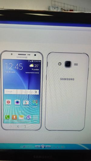 New unlocked phone samsung J700F for Sale in Tempe, AZ