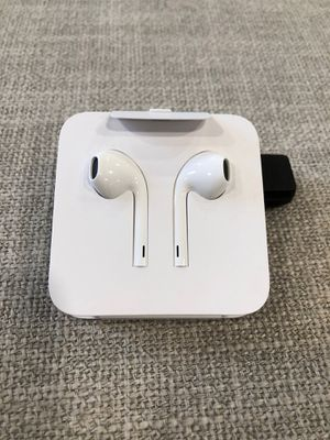 Apple brand (wired) earbuds for Sale in Knoxville, TN