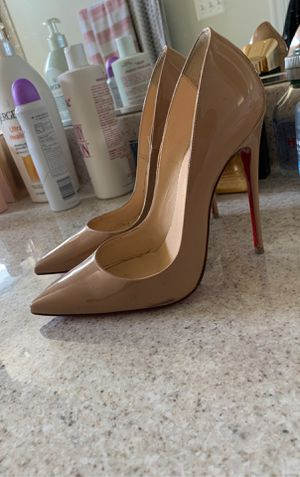Christian Louboutin heels (size 37) for Sale in Frederick, MD