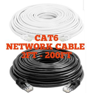 Cat6 ethernet network cable 3-200ft for Sale in Chino Hills, CA