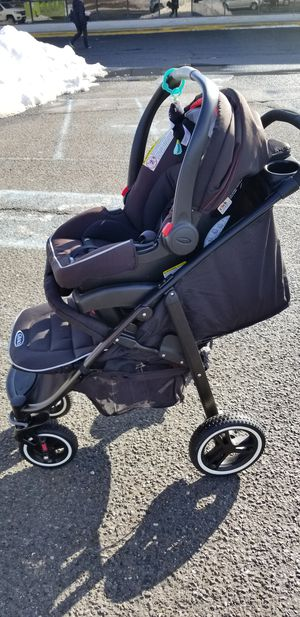Graco stroller and car seat for Sale in Pennsauken Township, NJ