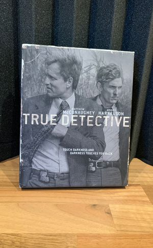 True Detective Season 1 Blu-Ray for Sale in West Hollywood, CA