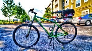 road bike with extra Mountain tires for Sale in Boston, MA
