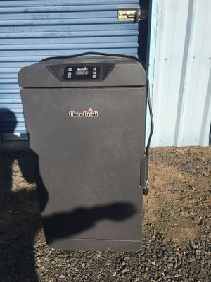 Char broil digital electric smoker for Sale in Prineville, OR