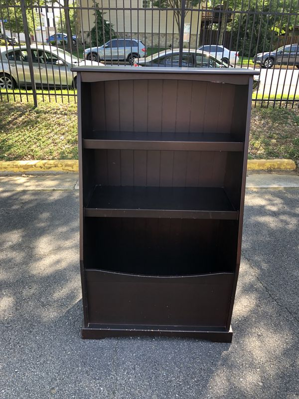 Solid Wood bookcase! Custom Made!