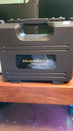 Marantz Professional MPM-2000u USB Condenser Microphone for Sale in Pittsburgh, PA