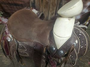 Used saddle for Sale in Houston, TX