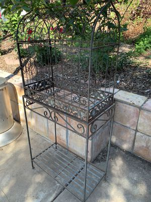 Decorative bird cage for Sale in Vista, CA