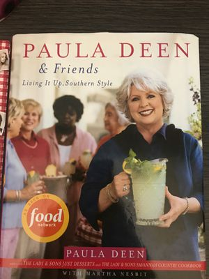 Cookbooks (Southern Cooking Paula Deen) for Sale in Murrieta, CA