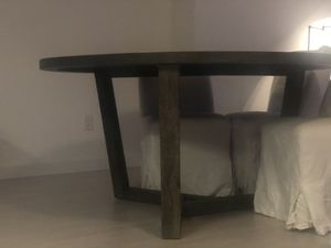 Restoration Hardware Dining Table & Chairs for Sale in Coral Gables, FL