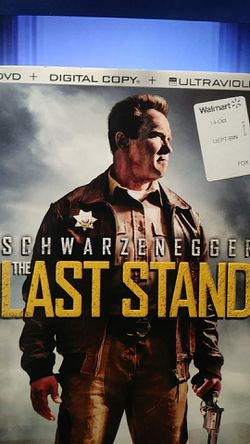 The Last Stand DVD for Sale in Tracy,  CA