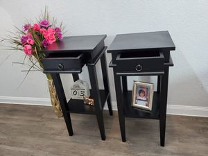 End tables or bedside for Sale in Richmond, TX