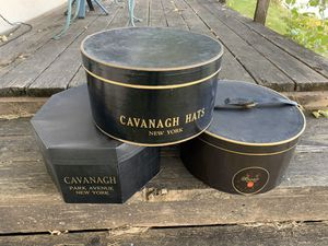Vintage Hat Boxes for Sale in Wayzata, MN