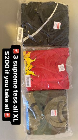 Supreme Tees for Sale in Riverside, CA