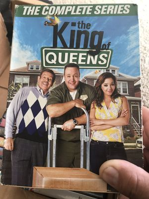 King of Queens complete series for Sale in Santa Maria, CA