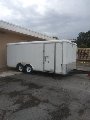 Enclosed trailer for Sale in Fort Lauderdale, FL