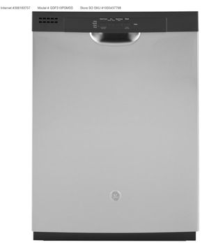 GE Dishwasher, Stainless Steel for Sale in West Columbia, SC
