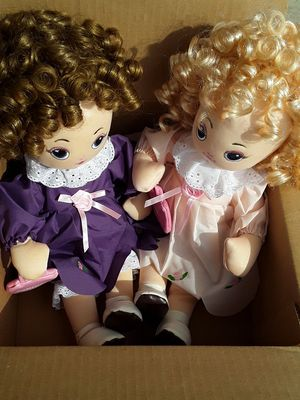 Soft Dolls. for Sale in Cross Lake, MN