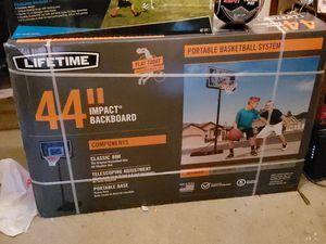 Outdoor basketball hoop for Sale in Stone Mountain, GA