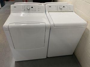 Kenmore Elite XL h/e Washer and Dryer Set for Sale in Fort Mill, SC