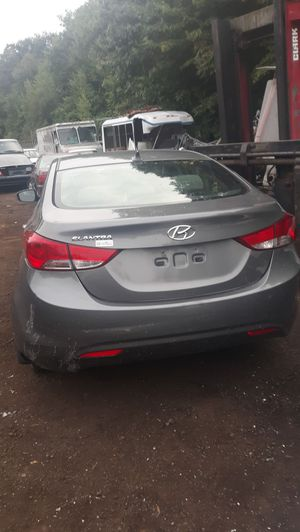 Only sale ford parts (not car) Hyundai elantra 2012 for Sale in Peabody, MA