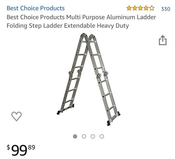 Ladder (foldable)