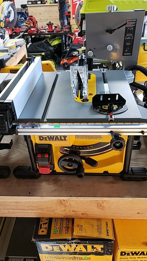 Dewalt DWE7485 Table Saw for Sale in Westminster, CA