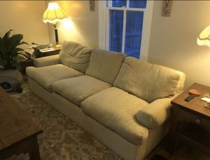 Goose down couch for Sale in Golden, CO