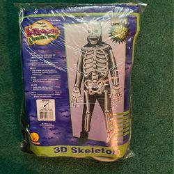 Skeleton Halloween Costume for Sale in Washington Township,  NJ