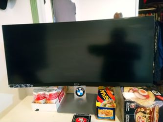 "Dell 32"" curve computer monitor for Sale in Hayward,  CA"