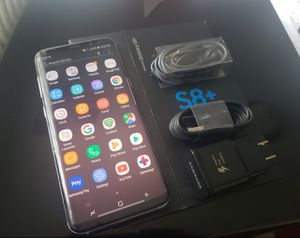Samsung Galaxy S8 Plus, Factory Unlocked, Excellent Condition..As like New. for Sale in Fort Belvoir, VA