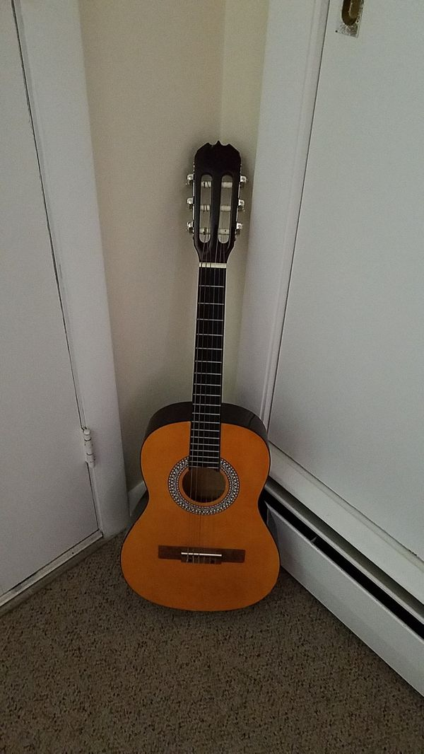 Classical Guitar 3/4 Size Acoustic Nylon Strings