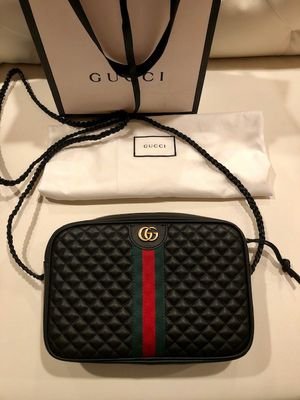 Gucci Quilted Leather Crossbody Bag for Sale in Beverly Hills, CA