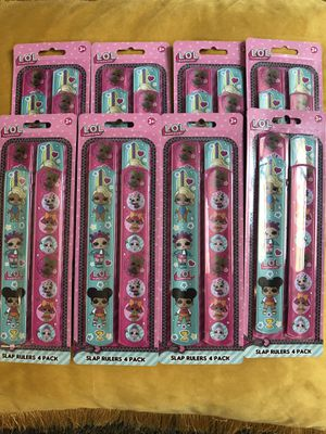 LOL Surprise Dolls Party Favors Slap Bracelets for Sale in Las Vegas, NV